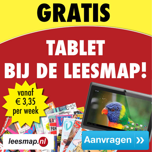 Leesmap tablet